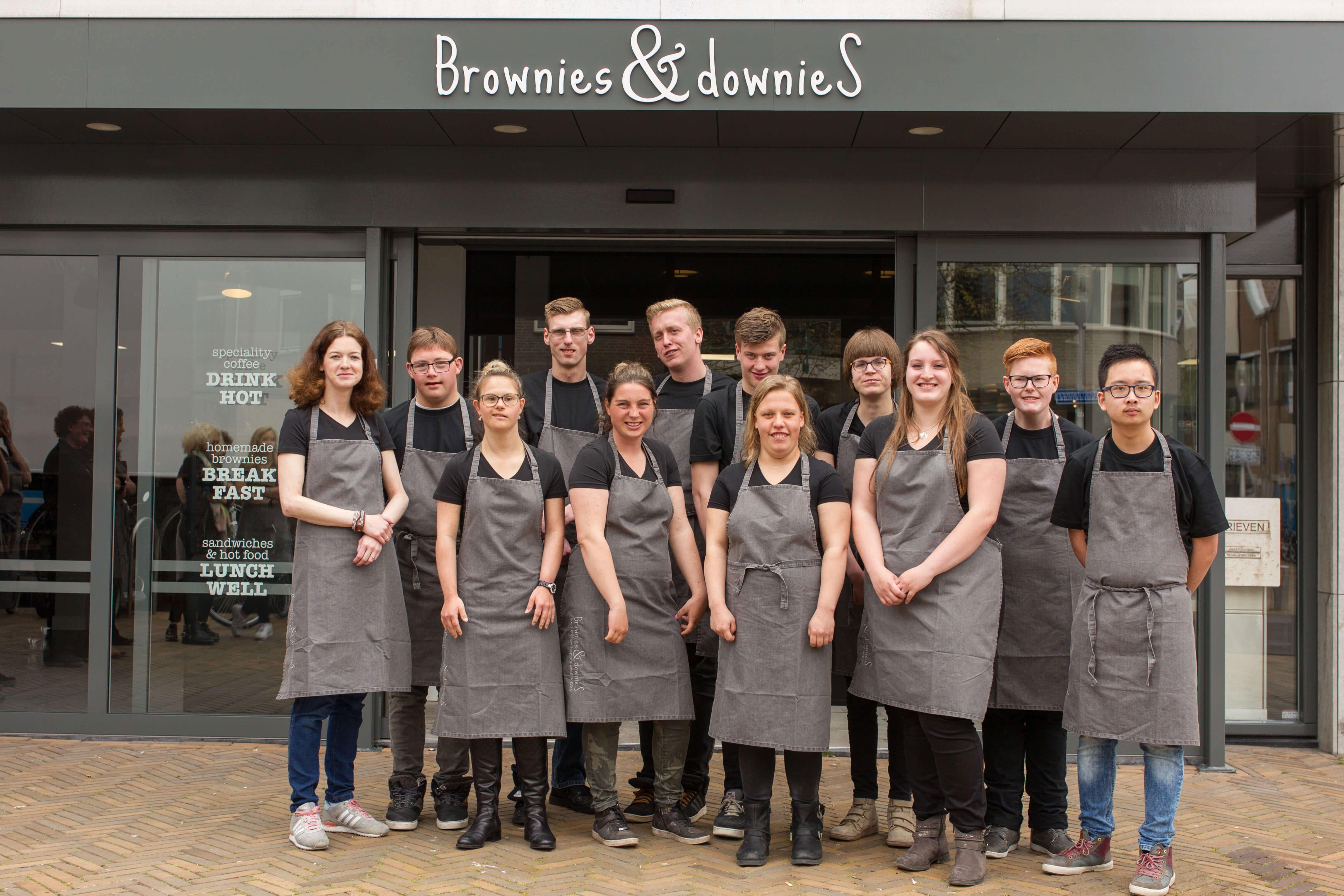 Brownies&downieS Katwijk